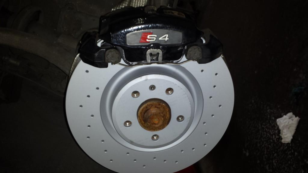brake s4
